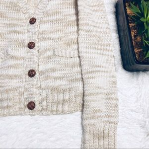 Mossimo Supply Co. Tops - Mossimo Marled Cardigan